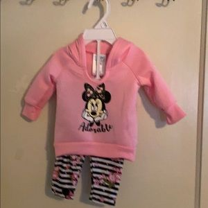 Infant 2pc sweat suit NEW WITHOUT TAG
